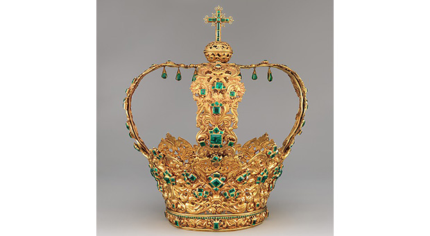 Crown of the Andes  Acquired by Metropolitan Museum. Concierge Questionnaire